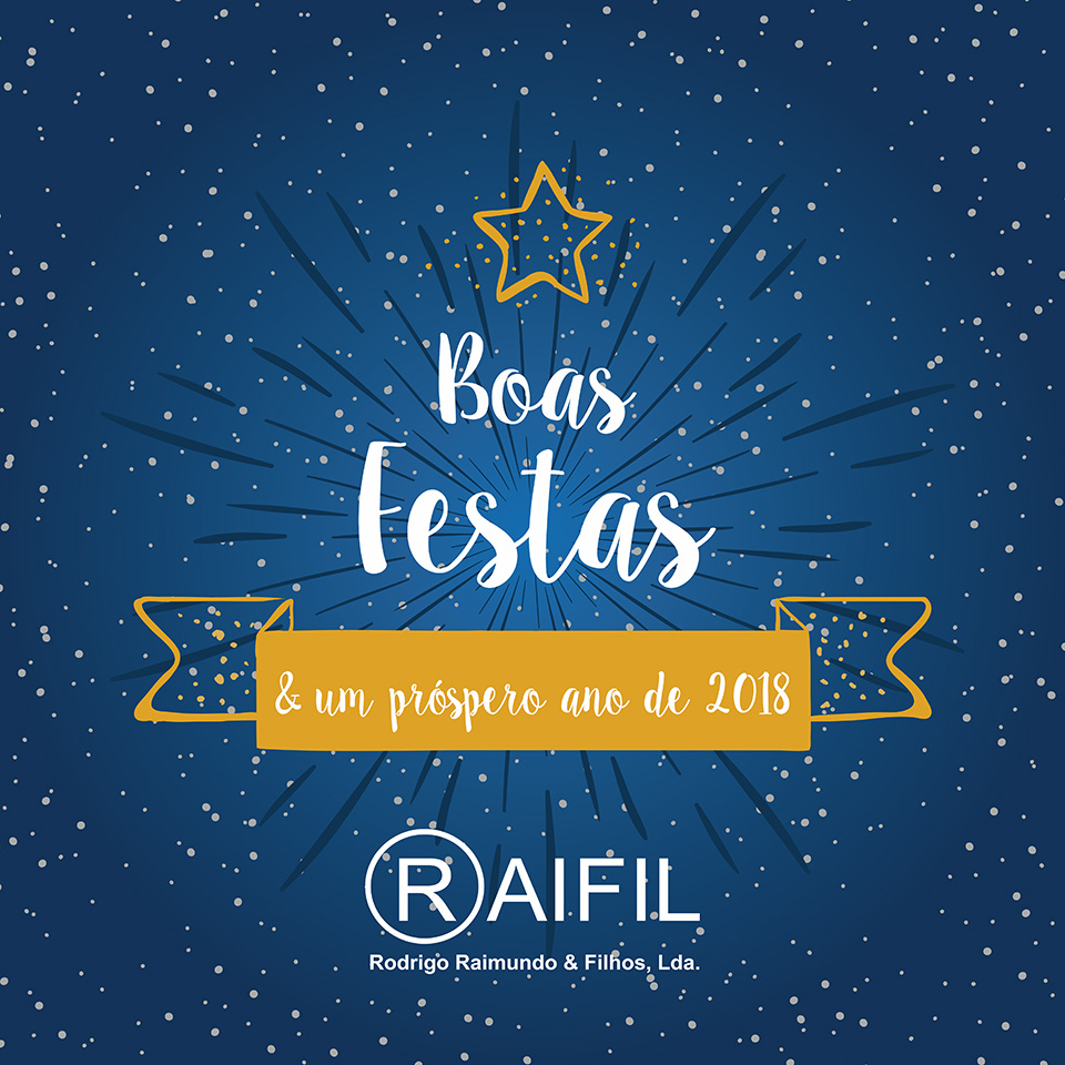 Raifil Natal 2018 PT
